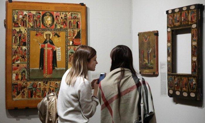 В Екатеринбурге открыли проект в честь небесной покровительницы города 2