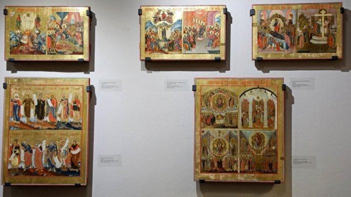 В Екатеринбурге открыли проект в честь небесной покровительницы города 3