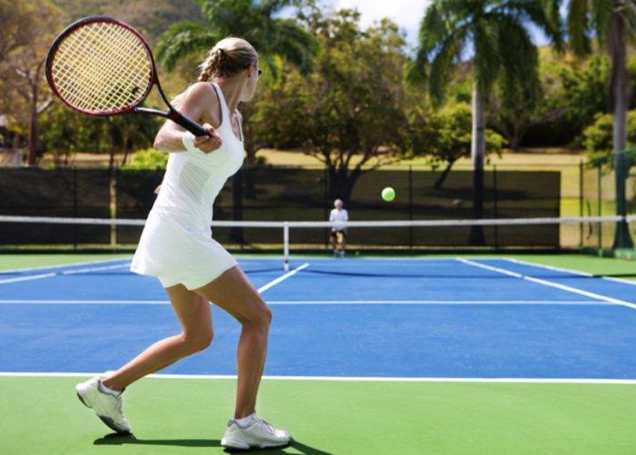 Ставки на теннис для начинающих