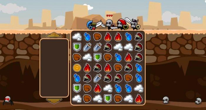 Игровой автомат Epic gladiators