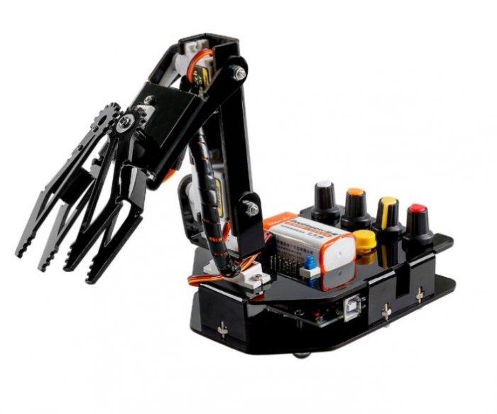 Конструктор роботов дети