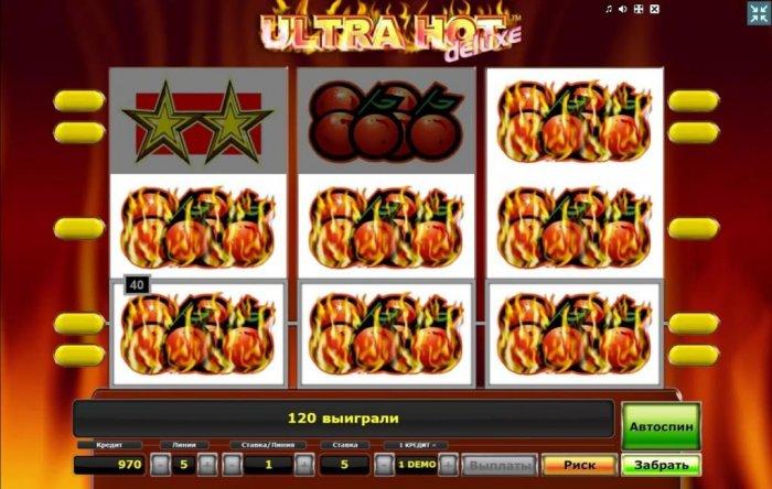 Игровой автомат онлайн казино
