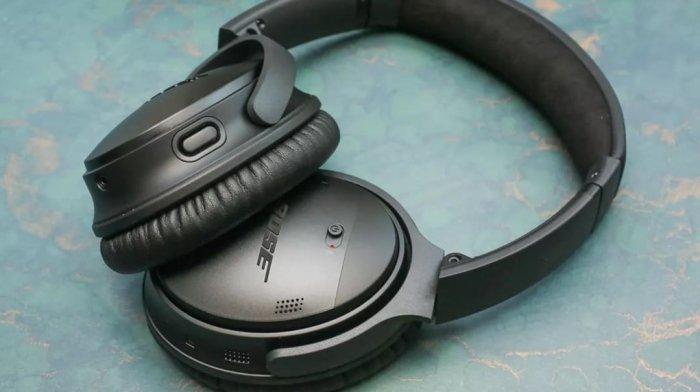 Bose QuiteComfort 35 – недорогой, но качественный вариант